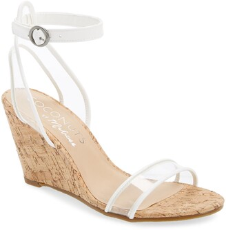 Coconuts by Matisse Visions Wedge Sandal