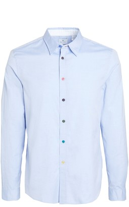 Paul Smith Colored Buttons Shirt