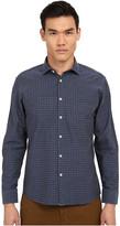 Billy Reid John T-Shirt Button Up