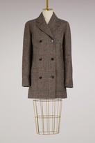 Vanessa Seward Wool reefer Jacket