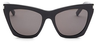 Saint Laurent 55MM New Wave 214 Kate Sunglasses