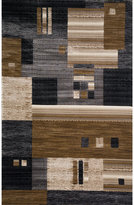 Christopher Knight Home Veronica Hope Black Rug (3' x 5')