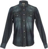 Replay Denim shirts - Item 42575617