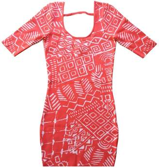 Torn By Ronny Kobo Red Dress for Women