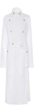 Loewe Broderie Anglais Cotton Coat
