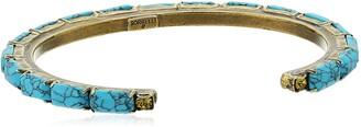 Sorrelli Brilliant Baguette Cuff Bracelet