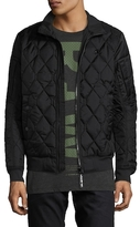 G Star Quilted Jacket