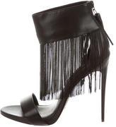 Rachel Zoe Vicki Fringe Sandals w/ Tags