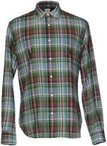 Aspesi Shirts - Item 38646031