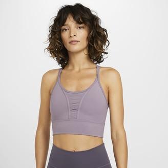 Nike Women's Cropped Training Tank Dri-FIT