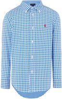 Polo Ralph Lauren Boys Mini Gingham Shirt