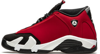 Jordan Air 14 Retro GS 'Gym Red' Shoes - Size 3.5Y