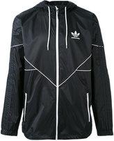 adidas lightweight hooded jacket - men - Polyamide - XS