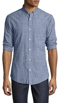 Shades of Grey by Micah Cohen Standard Button-Down Sportshirt
