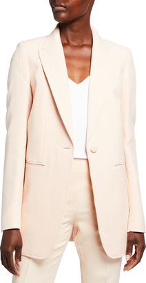 Lafayette 148 New York Whitney Charisma Cloth Jacket