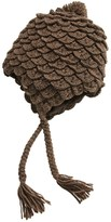Jacob Ash Igloos Alligator Crochet Beanie (For Women)