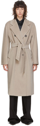 Max Mara Beige Madame Coat