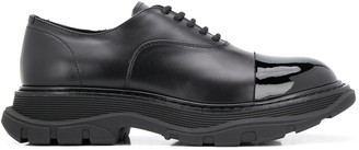 Alexander McQueen Tread Oxford shoes