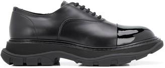 Alexander McQueen Tread Oxford shoes