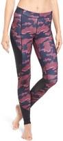 Ivy Park Camo Colorblock Leggings