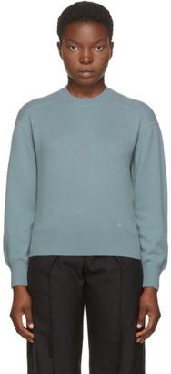 LOULOU STUDIO Blue Arutua Sweater