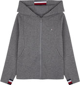 Tommy Hilfiger Zipped sports hoody 6-16 years