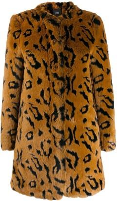 Steffen Schraut Wild faux fur coat