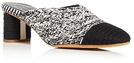 Dorina Antolina Women's Block-Heel Mules