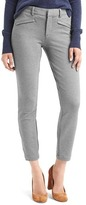 Gap Double-knit skinny ankle pants
