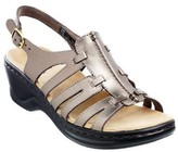 Clarks Collection Leather Sandals - Lexi Marigold