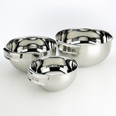 All-Clad 3-Piece Stainless Steel Bowl Set
