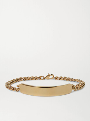 A.P.C. Darwin Gold-Tone Bracelet
