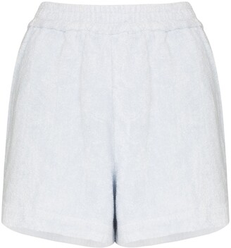 Terry. Terry Cruise cotton-terry shorts