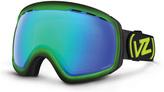 Von Zipper Feenom NLS Sunglasses Mindglo Lime GMSN7FEN 95mm