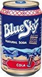 Cola (354ml) Blue Sky Brand: Ontario Natural Food Co-op