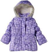 Osh Kosh Toddler Girl Purple Lollipop Jacket