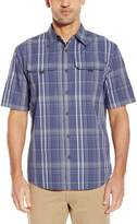 Wrangler Men's Authentic Short Sleeve Canvas Shirt
