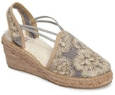 Toni Pons Women's Medan Faux Fur Lined Espadrille Wedge