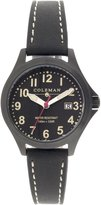 Coleman Women's COL7105 Casual Black Band Watch