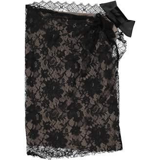 Lanvin \N Black Cotton Tops