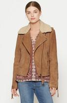 Joie Paulette Suede Jacket