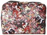 Le Sport Sac Extra Large Rectangular Cosmetic Handbags