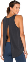So Low SOLOW Split Lounge Tank
