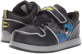 Favorite Characters Batmantm Walk Motion CL (Toddler/Little Kid) (Black) Boy's Shoes