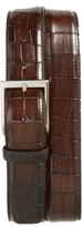 Magnanni Men's Leather Belt