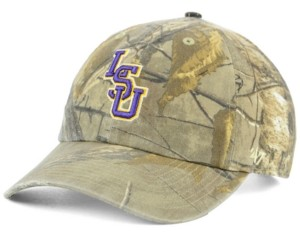 '47 Lsu Tigers Real Tree Clean Up Cap