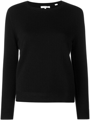 Chinti and Parker Crew-Neck Cashmere Sweater