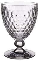 Villeroy & Boch Boston red wine goblet, 13cm