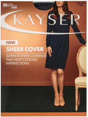 Kayser 30D Sheer Cover Navy