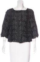 Rachel Comey Silk Puffer Jacket